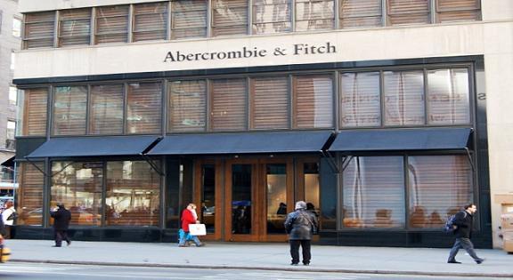 Azioni Abercrombie & Fitch in volo a Wall Street nella seduta di mercoledì 26 agosto del 2015