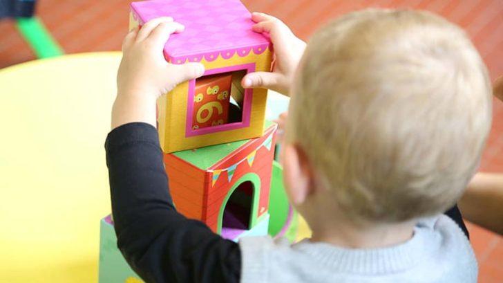 Corsi per educatori prima infanzia